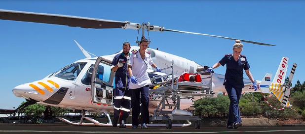 How To Become A Volunteer Paramedic In South Africa