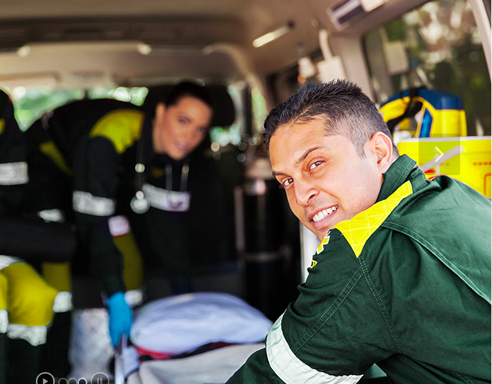 How To Become A Volunteer Paramedic In South Africa ...